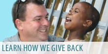 Learn How We Give Back